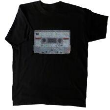 Cassette Retro oldskool tshirt rave 80s 90s