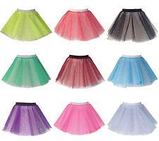 Adults SPARKLE TUTU MULTIPLE COLOURS FANCY DRESS COSTUME Hen Party TU-TU 12 INCH