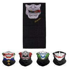 Perfeclan Bandana Novel Skull Riding Neck Face Mask Shield Snood Wristband
