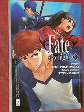FATE STAY NIGHT- N° 9-DI; TYPE-MOON -  STAR COMICS   NUOVO