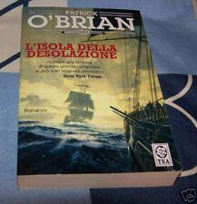 L'isola della desolazione Patrick O'Brian