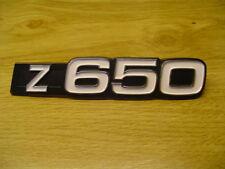 Kawasaki Z650 Z 650 Seitendeckel Emblem
