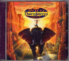 ost THE WILD THORNBERRYS MOVIE CD cartoon Peter Gabriel Sting Dave Matthews