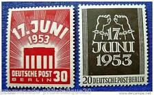 Deutschland berlin Briefmarke - Briefmarke YT n°96 et 97 n