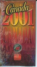 2001 COLOURIZED CANADA DAY QUARTER  MIP