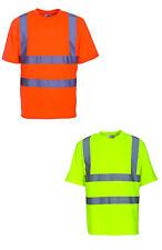 Arbeitskleidung & -schutz Yoko Yk410 Hochsichtbares Warnschutz T-shirt Arbeitsshirt Freizeitshirt 5xl 6xl