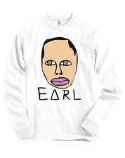Earl Sweatshirt Odd Future Wolf Gang Bella + Canvas Long Sleeve Shirt OFWGKTA