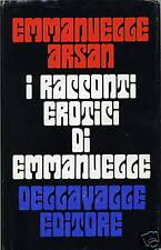 E.Arsan # I RACCONTI EROTICI DI EMMANUELLE # DellaValle