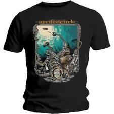 T-Shirt UOMO/UNISEX : A PERFECT CIRCLE The Depths . NERA *Idea Regalo*Rock metal