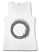 NORSE DRAGON TANK TOP VEST Walhalla Ravens Odin Thor Mjölnir Loki Midgard Rune