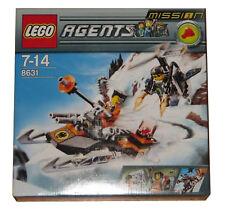 LEGO Agents 8631 Jetpack Pursuit NEW Sealed