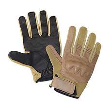 CI MP Gloves Handschuhe Lederhandschuhe Security Schutzhandschuhe Beige S-XL