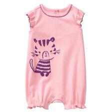 NWT Gymboree Tiger Bubble Romper 1pc Baby Girls newborn 0-3M