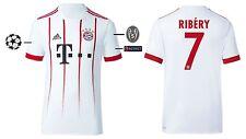 Trikot Adidas FC Bayern 2017-2018 Third - Ribery 7 [164-XXL] Champions League