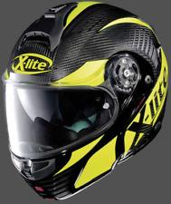 X-Lite X-1004 Ultra Carbon Hi-viz Modular / Flip up Motorcycle Helmet