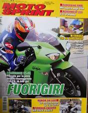 Motosprint 51 2006 Yamaha Enduro WR 250 F e 450 F. MV sbarca negli USA