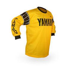 Vintage Style Yamaha Motocross Jersey MX Enduro AHRMA motorcycle Bob Hannah