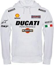 FELPA DUCATI MARTINI RACING maglietta POLO yamaha t-shirt maglia valentino BIA