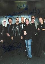 Ringo Starr All Star Band Autogramme signed 20x30 cm Bild