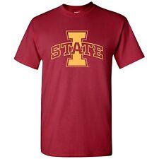 Iowa State Cyclones Primary Logo Licensed Unisex T-Shirt