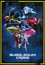 Bubblegum Crisis Tokyo 2040: The Complete Series (DVD, 2011, 4-Disc Set)