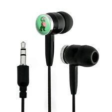 Dock Hound Dachshund Wiener Dog Retro Novelty In-Ear Earbud Headphones