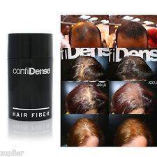 Confidense Pelo Fibras al instante más grueso Hair Building engrosamiento pérdida Corrector