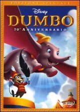 DVD Classici Disney Dumbo Edizione Speciale 70° Ann.