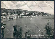 Grosseto Porto Santo Stefano foto cartolina B1284 SZG
