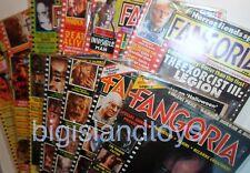 Fangoria Horror Magazine 7 30 33 37 43 71 81 92 94 110 121 133 [ Multi-Listing