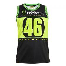 Nuevo Oficial Valentino Rossi VR46 Monster Unisex Camiseta - moutt 217004