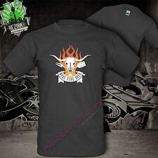 GRIGLIATE BBQ Macellaio Cuoco Fleischer Fun T-shirt 100% COTONE Weber GRILL s-3xl