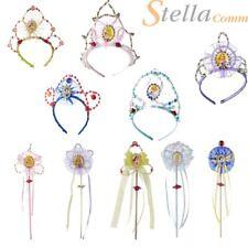 Rubies tiara ou baguette disney princess fancy dress costume prop