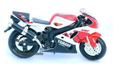 BLITZ YERSAND Yamaha YZF-R7 Bburago 1:18  Modell Motorrad  NEU & OVP