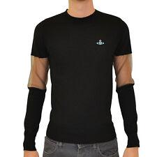 Vivienne Westwood maglia maniche trasparenti, transparent sleeve sweater