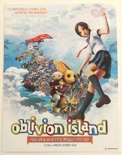 NEW Japan Anime Expo 2012 Oblivion Island Haruka and the Magic Mirror Promo Card
