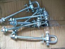 Schaukelhaken Schaukel 170 mm M12 Haken Sicherheitsschaukelhaken 160 verzinkt 17