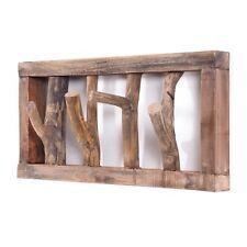 GARDEROBEN HAKENLEISTE LIMB | Treibholz, 45x23x~12 cm (BxHxT) | Garderobenleiste