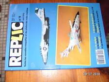 Replic n°9 F-101 B  Nieuport 17  Salon Maquette