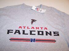 Atlanta Falcons Gray T Shirt   Men's Sizes   New with Tags    FREE SHIPPING