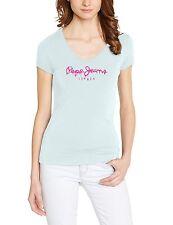 Pepe jeans femme menta Shaen top ~ choisissez votre taille! ~ (neuf avec étiquette)
