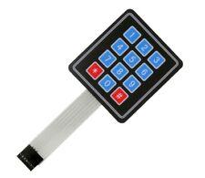 4x3 3x4 12 Key Switch Membrane Matrix KeyPad Self Adhesive Arduino,Rpi,Pic,Avr