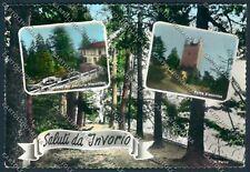 Novara Invorio Foto FG cartolina D7815 SZD