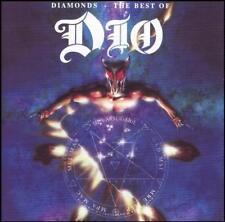 DIO - DIAMONDS : BEST OF CD ~ RONNIE JAMES ( BLACK SABBATH ) GREATEST HITS *NEW*