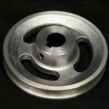 "Aluminium V PULLEY 1 GROOVE B/SPB 6.0"" - 10.0""/150 mm - 250 mm Vee Poulie"