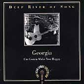 Lomax, Alan: Deep River of Song: Georgia Original recording remastered Audio CD