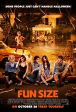 Fun Size - original DS movie poster - D/S 27x40