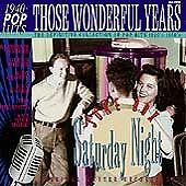 Those Wonderful Years, Vol. 9: Juke Box Saturday:  NEW Cassette