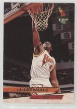 1993-94 Fleer Ultra #201 Doug Edwards Atlanta Hawks RC Rookie Basketball Card