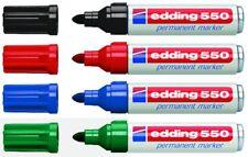 edding 550 Permanentmarker Rundspitze 3-4mm Farbe wählbar